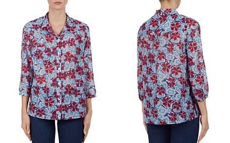 Gerard Darel Cassandra Floral-Print Blouse - Bloomingdale's_2