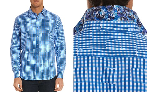 Robert Graham Perez Pattern Regular Fit Button-Down Shirt - Bloomingdale's_2