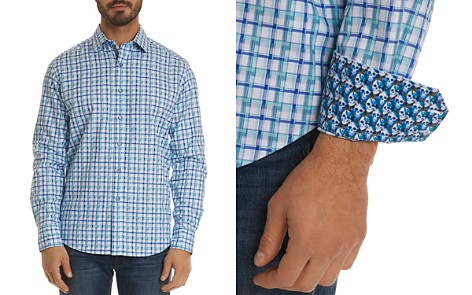 Robert Graham Grouper Plaid Regular Fit Button-Down Shirt - Bloomingdale's_2
