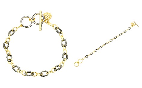 Freida Rothman Two-Tone Toggle Bracelet - 100% Exclusive - Bloomingdale's_2