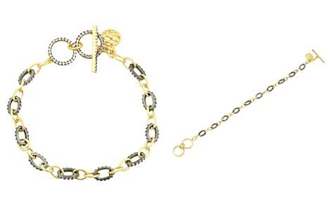Freida Rothman Two-Tone Toggle Bracelet - 100% Exclusive - Bloomingdale's_2