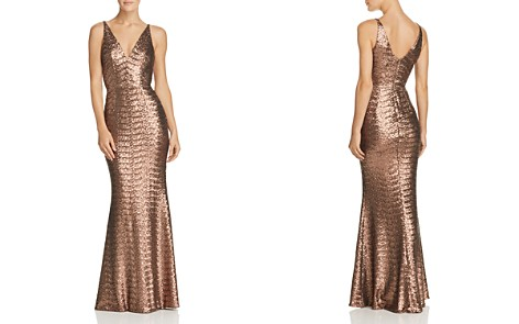 Dress the Population Harper Sequined Gown - Bloomingdale's_2