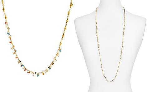 "Chan Luu Gold-Plated Multi-Stone Necklace, 37"" - Bloomingdale's_2"