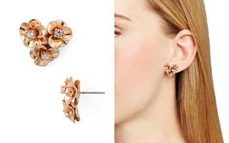 kate spade new york Flower Cluster Stud Earrings - Bloomingdale's_2