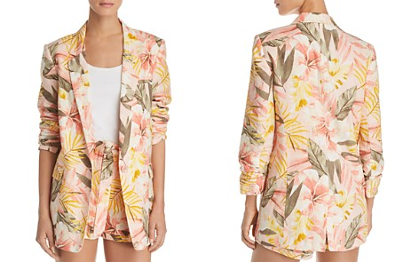 Joie Kishina B Floral-Print Blazer - Bloomingdale's_2