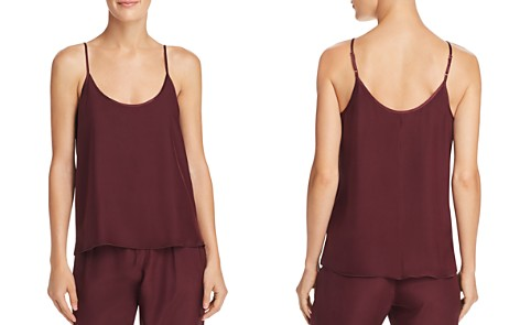ATM Anthony Thomas Melillo Silk Charmeuse Camisole Top - Bloomingdale's_2