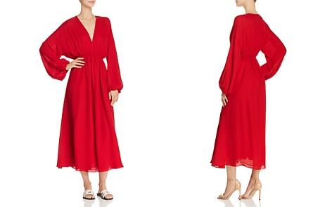 Elizabeth and James Norma Silk Caftan Dress - Bloomingdale's_2