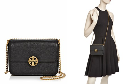 Tory Burch Chelsea Mini Leather Convertible Crossbody - Bloomingdale's_2
