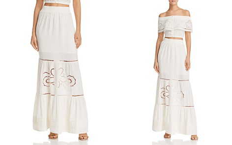 Lost and Wander Embroidered Maxi Skirt - Bloomingdale's_2