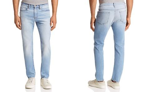 FRAME L'Homme Skinny Fit Jeans in Midpines - Bloomingdale's_2