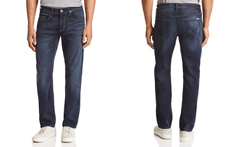 Hudson Byron Straight Fit Jeans in Newburyport - Bloomingdale's_2