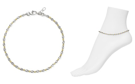 Officina Bernardi Oval Moon Anklet - Bloomingdale's_2