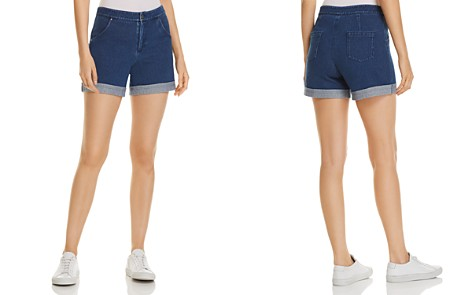 Lyssé Alana Cuffed Denim Shorts - Bloomingdale's_2