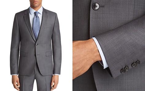 HUGO Astian Slim Fit Birdseye Suit Jacket - Bloomingdale's_2