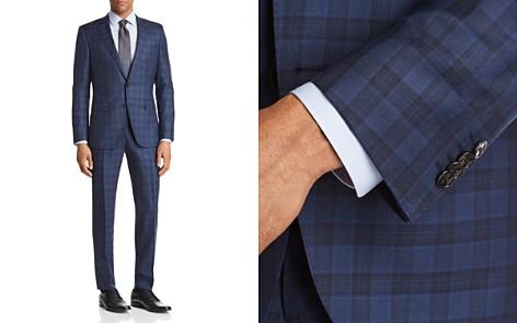 BOSS Huge/Genius Slim Fit Box Plaid Suit - Bloomingdale's_2