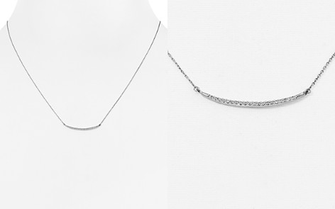 "Adina Reyter 14K White Gold Diamond Curve Pendant Necklace, 17"" - Bloomingdale's_2"