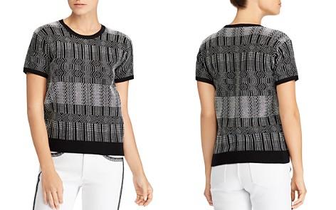 Lauren Ralph Lauren Geometric-Print Sweater - Bloomingdale's_2