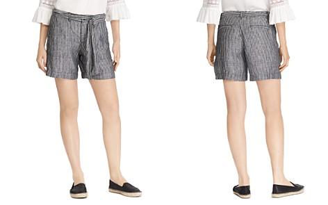 Lauren Ralph Lauren Striped Linen Shorts - Bloomingdale's_2