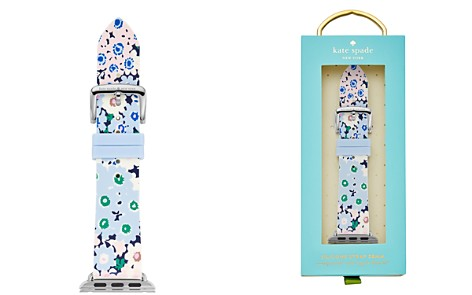 kate spade new york Floral Apple Watch® Strap - Bloomingdale's_2