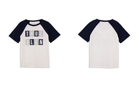 True Religion Boys' Raglan Logo Tee - Little Kid - Bloomingdale's_2