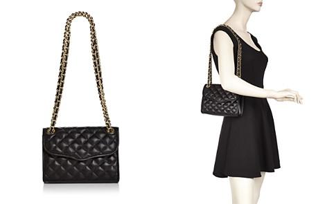 Rebecca Minkoff Quilted Affair Mini Leather Shoulder Bag - Bloomingdale's_2