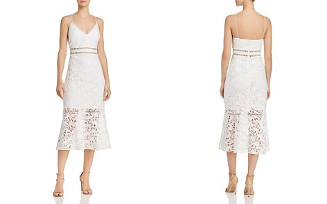 Laundry by Shelli Segal Venise Lace Trumpet Dress - Bloomingdale's_2