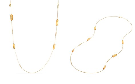 David Yurman Bijoux Fine Bead & Chain Necklace with Imperial Topaz - Bloomingdale's_2