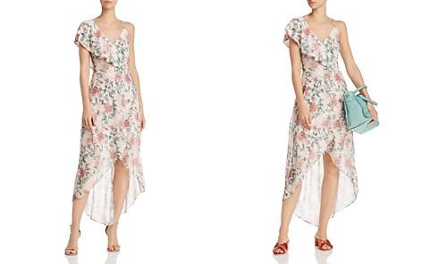 Adelyn Rae Hannah Asymmetric Floral-Print Dress - Bloomingdale's_2