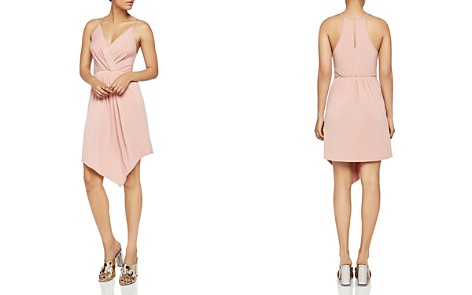 BCBGeneration Asymmetric Crossover Dress - Bloomingdale's_2