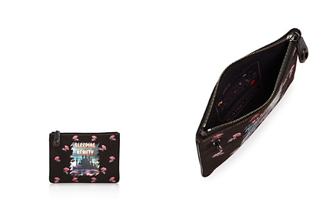 COACH x Disney Sleeping Beauty Turn-Lock Zip Pouch - Bloomingdale's_2