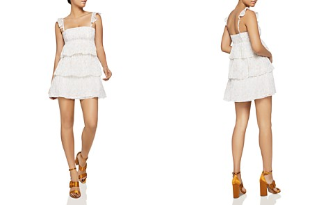 BCBGeneration Tiered Ruffled Dress - Bloomingdale's_2