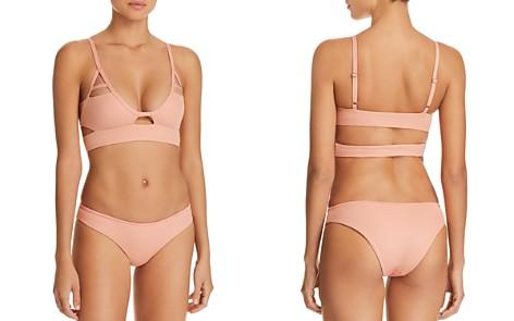 TAVIK Jessi Cutout Triangle Bikini Top & Ali Mod Full Bikini Bottom - Bloomingdale's_2