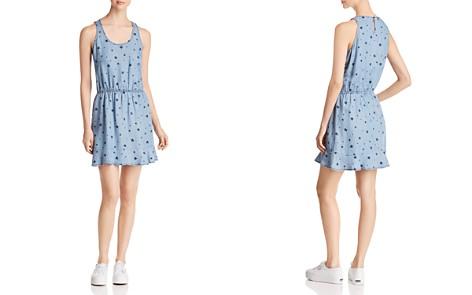Velvet Heart Pia Star Print Chambray Dress - Bloomingdale's_2