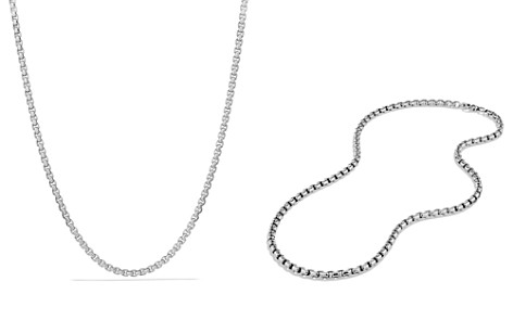 "David Yurman Large Box Chain Necklace, 22"" - Bloomingdale's_2"