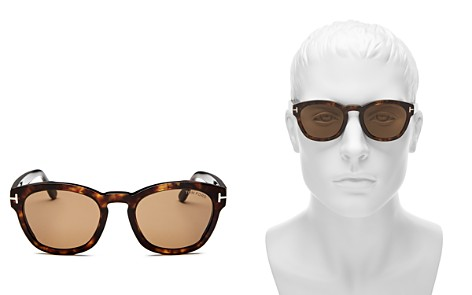 Tom Ford Bryan Square Sunglasses, 51mm - Bloomingdale's_2