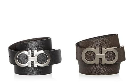 Salvatore Ferragamo Mini Chicco Reversible Leather Belt - Bloomingdale's_2