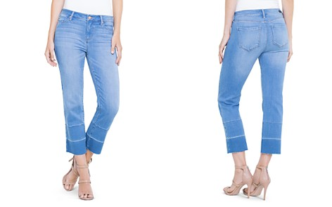 Liverpool Carter Crop Straight Jeans in Hearst - Bloomingdale's_2