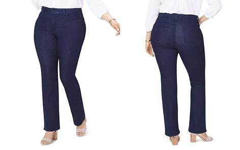 NYDJ Plus Barbara Bootcut Jeans in Rinse - Bloomingdale's_2