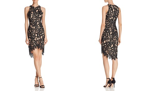 Adelyn Rae Neve High/Low Lace Dress - Bloomingdale's_2