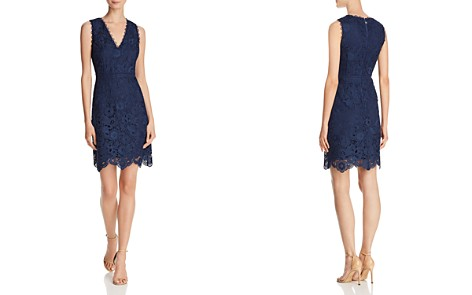Laundry by Shelli Segal Lace Sheath Dress - Bloomingdale's_2