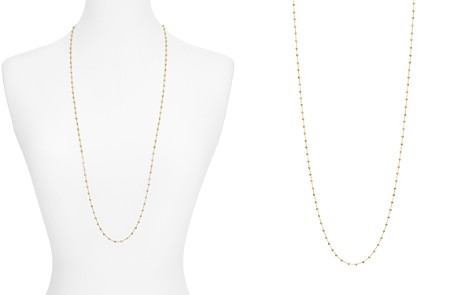 Officina Bernardi Ball Chain Necklace - Bloomingdale's_2