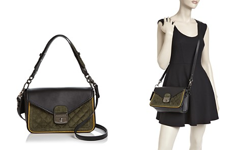 Longchamp Mademoiselle Seller Leather & Suede Crossbody - Bloomingdale's_2