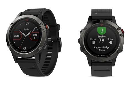 Garmin Fenix-5 Smartwatch, 47mm - Bloomingdale's_2