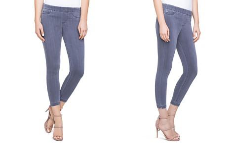 Liverpool Chloe Notch Crop Skinny Jeans in Crater - Bloomingdale's_2