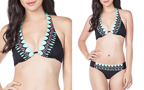 Trina Turk Sunburst Halter Bikini Top - Bloomingdale's_2