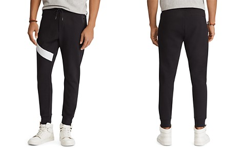 Polo Ralph Lauren Polo Striped Active Fit Double-Knit Jogger Pants - Bloomingdale's_2