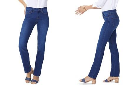NYDJ Marilyn Straight-Leg Jeans in Cooper - Bloomingdale's_2