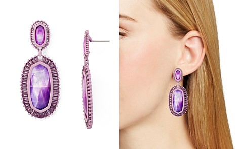 Kendra Scott Kaki Drop Earrings - Bloomingdale's_2