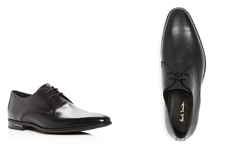 Paul Smith Men's Coney Leather Plain Toe Oxfords - Bloomingdale's_2
