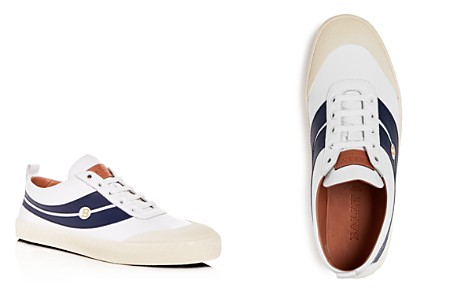 Bally Men's Smake Leather Lace Up Sneakers - Bloomingdale's_2